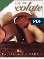 El Libro Del Chocolate (Corregido) (Incompleto)