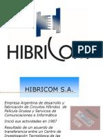 Hibricom- Presentacion Julio 2006