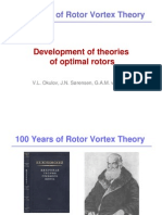 100 Years of Rotor Vortex Theory