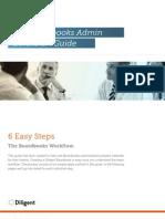 Admin QuickStart Guide