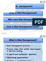 32- Risk Management in Organizations
