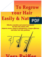 How to Regrow Your Hair