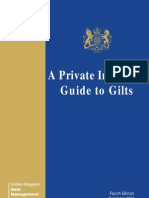 A Private Investor's Guide to Gilts