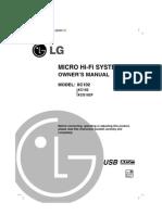 LG XC102 - HiFi Linija