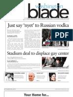 Washingtonblade.com - Volume 44, Issue 31 - August 2, 2013