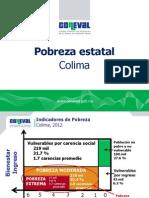 Coneval Colima