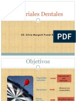 Introduccion a Los Biomat Dentales