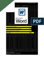 indice di microsoft word