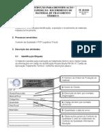 IT-18-014 Instrucao Identificacao e Expedicao Materiais TT
