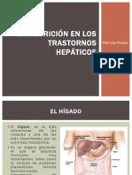 Trastornos Hepaticos y Nutrición