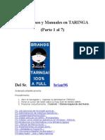Guías, Cursos y Manuales en TARINGA