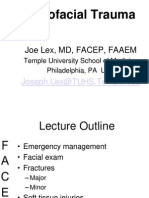 PowerPoint Maxillofacial Trauma English
