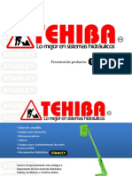Presentación Herramientas Stanley distribuidor TEHIBA