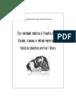 Marx_estado, classes e método ze elias