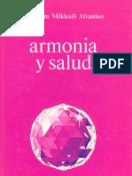 Aivanhov Omraam Mikhael - Armonia Y Salud