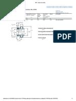 Rolamentos Y - SKF - Dados de Produto