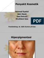 Ppt Referat Penyakit Kosmetik