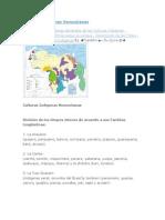 Culturas Indigenas Venezolanas