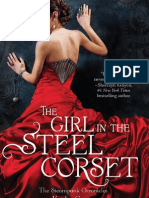 Girl Steel Corset by Kady Cross - Chapter 1 Excerpt