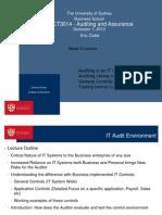 ACCT3014_lecture IT Part 1 s1 2013