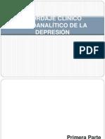 ABORDAJE CLÍNICO PSICOANALÍTICO DE LA DEPRESIÓN