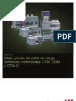 Interruptores de Corte en Carga OTM_OSM_OTM-C