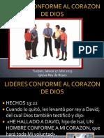 Lideres Conforme Al Corazon de Dios