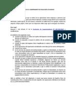 COMPROBANTE DE PAGO MÁS UTILIZADOS