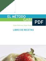 03 Codigo Gabriel Libro de Recetas