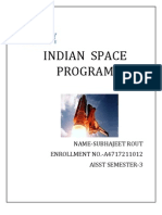 Indian Space Program Suabojit