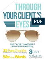 See Through Your Clients Eyes