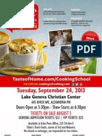 Taste Of Home 2013