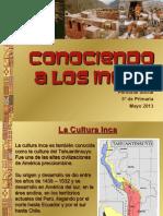 Conociendo a Los Incas