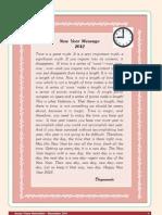 Time Myth Swamiji