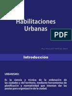 expo habilitaciòn urbana
