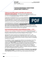 Application for Original Contractors License
