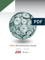 2013 AP Automation Study