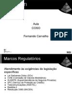GTI - Fernando Carvalho - Aula 04 e 05 - COSO