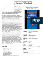 Perrys Handbook Ebook