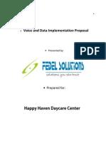 Network Proposal