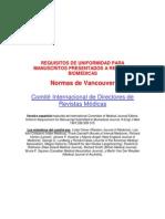 Normas de Vancouver