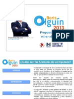 Programa Boris Olguin