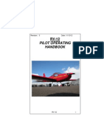 Van's Aircraft RV-12 Pilot's Operating Handbook rev5