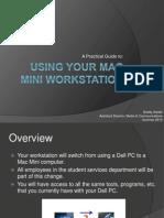 mac mini training
