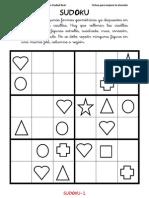 Plugin Sudokus Figuras Geometricas 6x6 1
