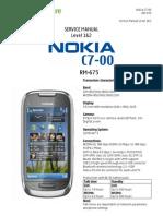 Nokia C7 Manual Desarmar