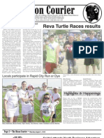Bison Courier, August 1, 2013