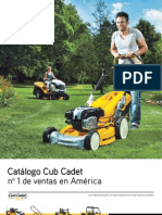 Catalogo Cubcadet 2012