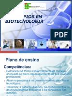 Aula 1 e 2 Biotecnologia
