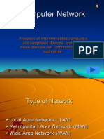 Computer Network(Multimedia Presentation)